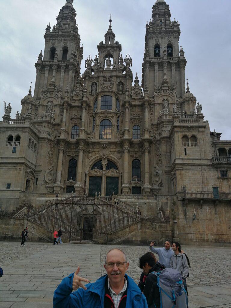 Katedralen i Santiago
